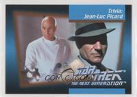 Trivia: Jean-luc Picard