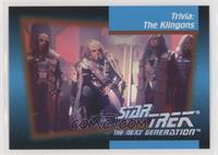 Trivia: The Klingons