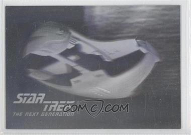 1992 Impel Star Trek The Next Generation - Holograms #03H - Romulan Warbird