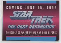 Coming June 15, 1992