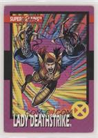 Lady Deathstrike [EX to NM]