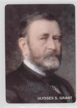 1992 Mother's Cookies United States Presidents - [Base] #18 - Ulysses S. Grant