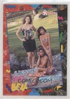Jessie, Lisa, Kelly