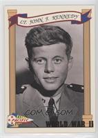 Lt. John F. Kennedy