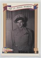 2nd Lt. Audie Murphy