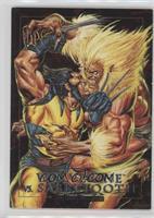 Wolverine vs. Sabretooth