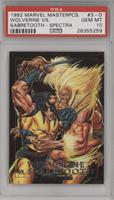 Wolverine vs. Sabretooth [PSA 10 GEM MT]