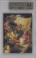 Wolverine vs. Sabretooth [BGS 9.5]