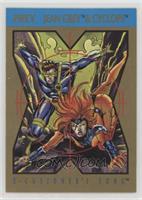 Jean Grey & Cyclops