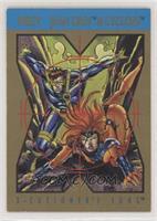 Jean Grey & Cyclops [EXtoNM]