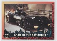 Roar of the Batmobile