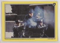 Commisioner Gordon and officers shooting [EXtoNM]