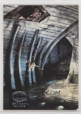 1992 Topps Stadium Club Batman Returns - [Base] #14 - Penguin
