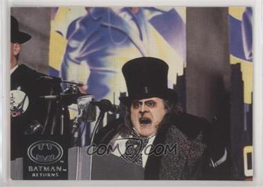1992 Topps Stadium Club Batman Returns - [Base] #89 - Penguin