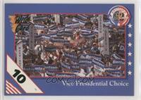 Vice Presidential Choice