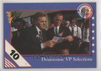 Democratic VP Selections