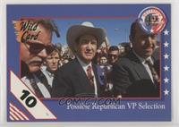 Possible Republican VP Selection