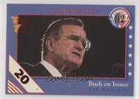 Bush on Issues - The Economy