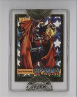 Todd McFarlane's Spawn (Gold) [ENCASED]