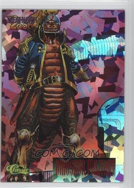 1993 Classic Deathwatch 2000 - Prisms #BC3 - Dinosaur Military