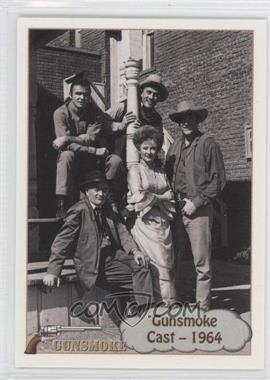 1993 Pacific Gunsmoke - [Base] #73 - Gunsmoke Cast - 1964
