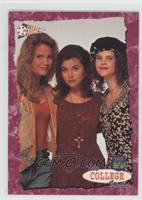 Kelly, Leslie, Alex