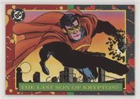 The Last Son of Krypton! (Superman)