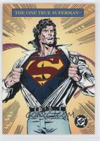 The One True Superman