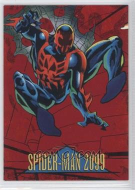 1993 SkyBox Marvel Super Heroes - 2099 #5 2099 - Spider-Man 2099