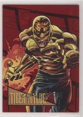 1993 SkyBox Marvel Super Heroes - 2099 #9 2099 - Tiger Wylde