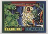 Hulk Vs. Leader