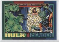 Hulk Vs. Leader