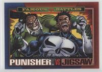 Punisher Vs. Jigsaw