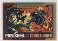 Punisher Vs. Ghost Rider