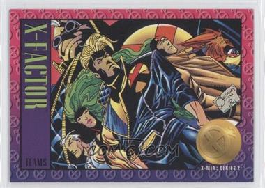 1993 SkyBox Marvel X-Men: Series 2 - [Base] #83 - X-Factor