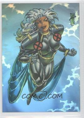 1993 SkyBox Marvel X-Men: Series 2 - Holithogram #H-3 - Storm