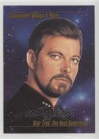 Commander William T. Riker [Noted]