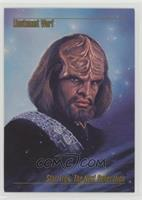 Lieutenant Worf [Noted]