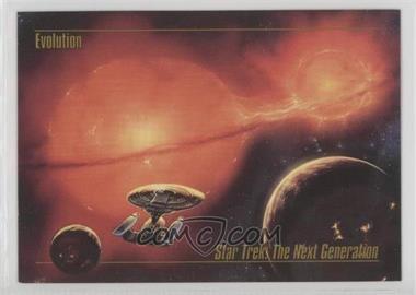 1993 SkyBox Master Series Star Trek - [Base] #39 - Evolution