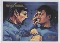 The Vulcan Mind Meld