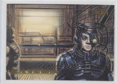 1993 SkyBox Master Series Star Trek - [Base] #75 - The Borg