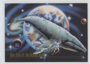 1993 SkyBox Master Series Star Trek - [Base] #87 - Star Trek IV: The Voyage Home