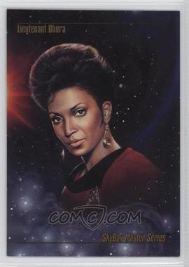 1993 SkyBox Master Series Star Trek - Prototypes #LIUH - Lieutenant Uhura
