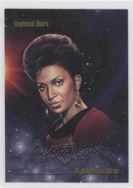 1993 SkyBox Master Series Star Trek - Prototypes #N/A - Lieutenant Uhara