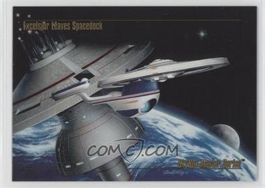 1993 SkyBox Master Series Star Trek - Prototypes #N/A - [Missing]