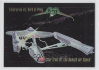 Enterprise vs. Bird of Prey