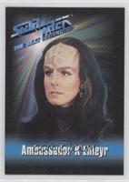 Ambassador K'Ehleyr [EXtoNM]