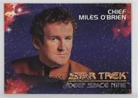 Chief Miles O'Brien