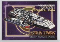 Federation Runabout Technical Data