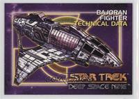 Bajoran Fighter Technical Data